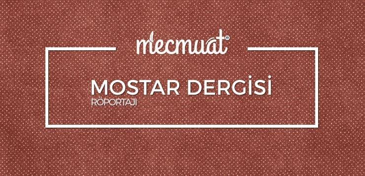 Mecmuât: Mostar Dergisi - mostardergisi 1 - Mecmuât: Mostar Dergisi
