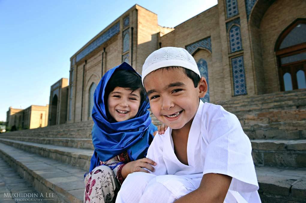 Cami, Çocuk ve Efendimizin Uyarıları! - muslim children by mukhiddin d30ojtx - Cami, Çocuk ve Efendimizin Uyarıları!