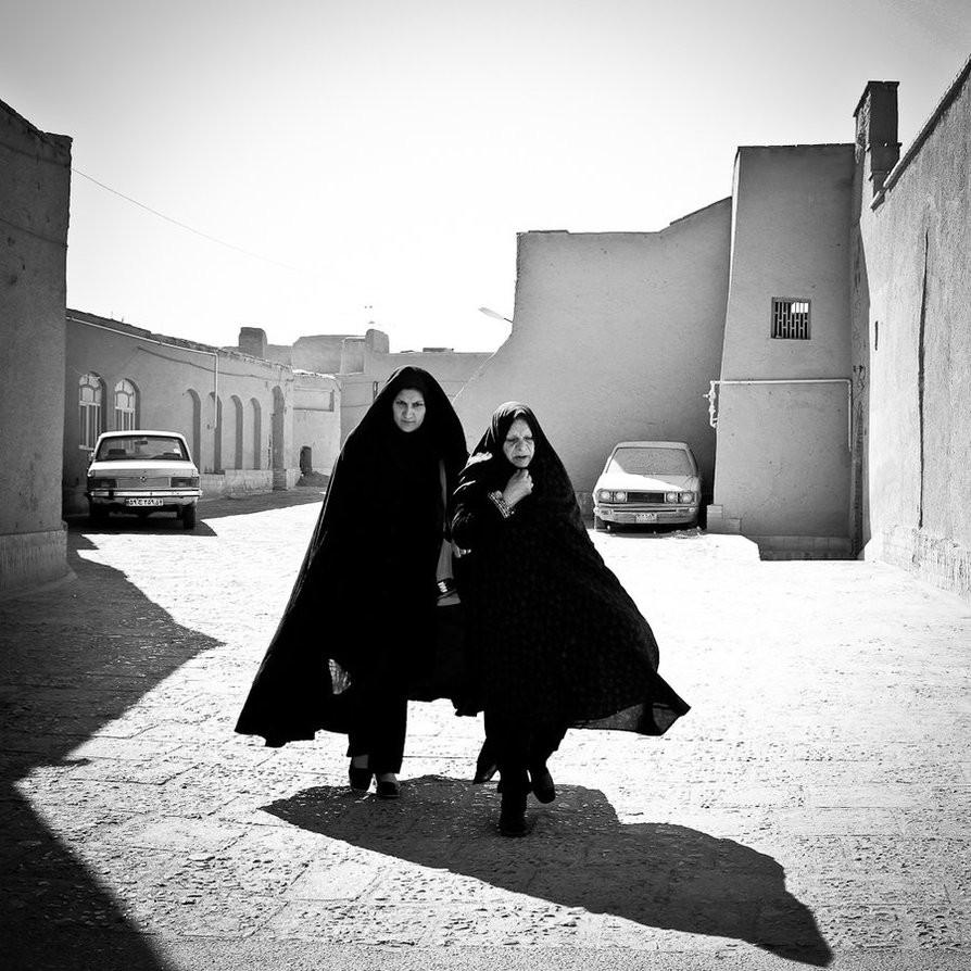 Bırakın Bizi, Örtüneceğiz I - old city of yazd  iran by hofiak d360yt6 - Bırakın Bizi, Örtüneceğiz I