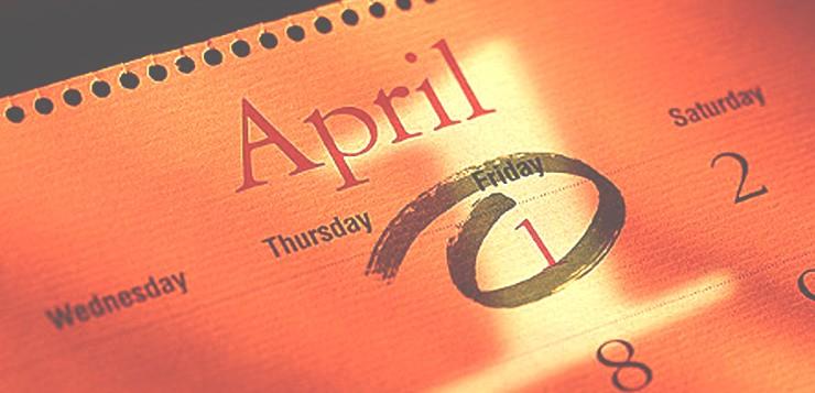 bir acayip bilgiler #26: 1 nisan şakasının kökeni nedir? - april 2222 - Bir Acayip Bilgiler #26: 1 Nisan şakasının kökeni nedir?
