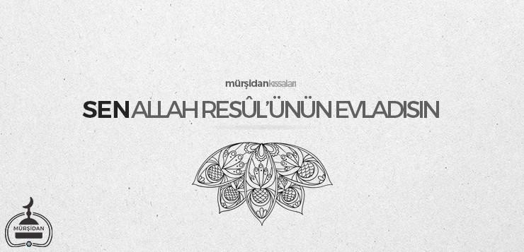 sen allah resûl'ünün evladısın - senallahresulununevladisin - Sen Allah Resûl'ünün Evladısın